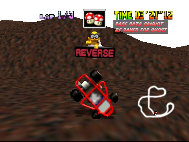 Mario Kart 64 - go dummy - User Screenshot